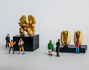 בקטנה: מוזיאון חדש עתיד להיפתח בעיר ויעסוק ביצירות ממוזערות