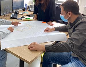 """החלו העבודות להקמת """"גן שייבה"""" החדש במרכז שעריים"""