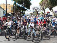 """רוכבים ברחובות:מסע האופניים השנתי ייצא לדרך בל""""ג בעומר!"""