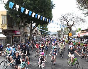 רוכבים ברחובות: מסע האופניים השנתי יתקיים ביום שישי