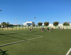 מתקני ספורט נוספים בעיר שופצו לרווחת התושבים